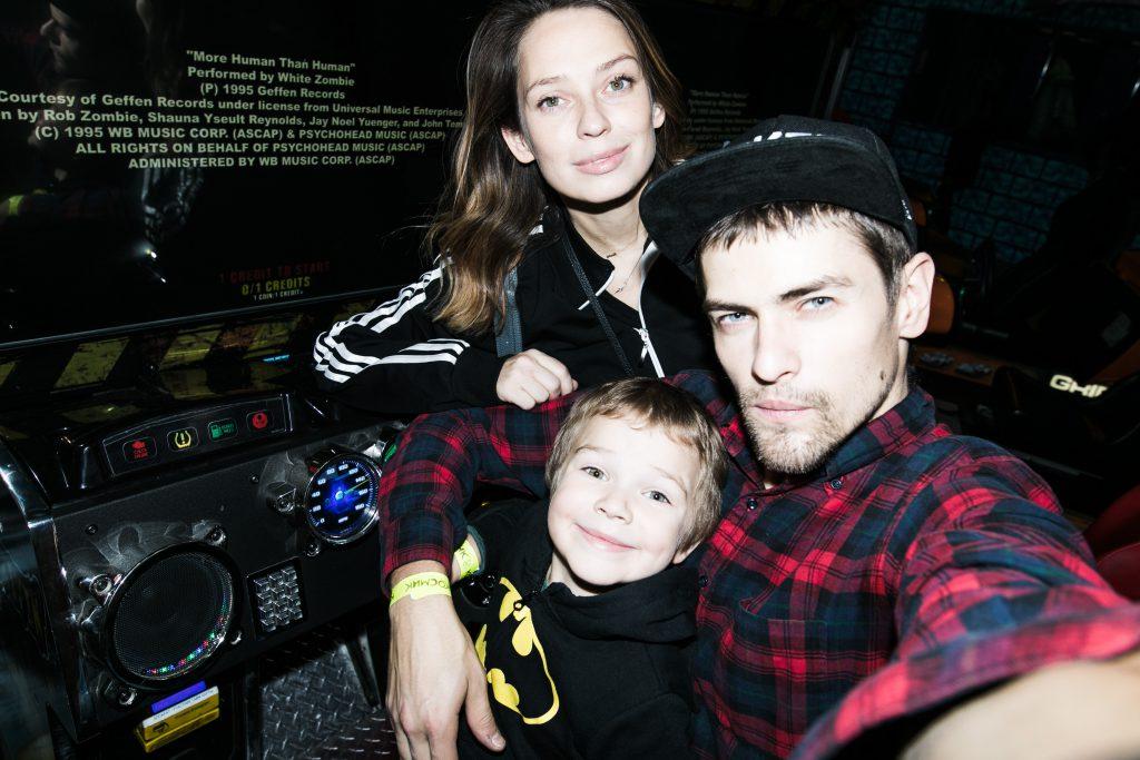 Лена Манакай и Николай Зверков