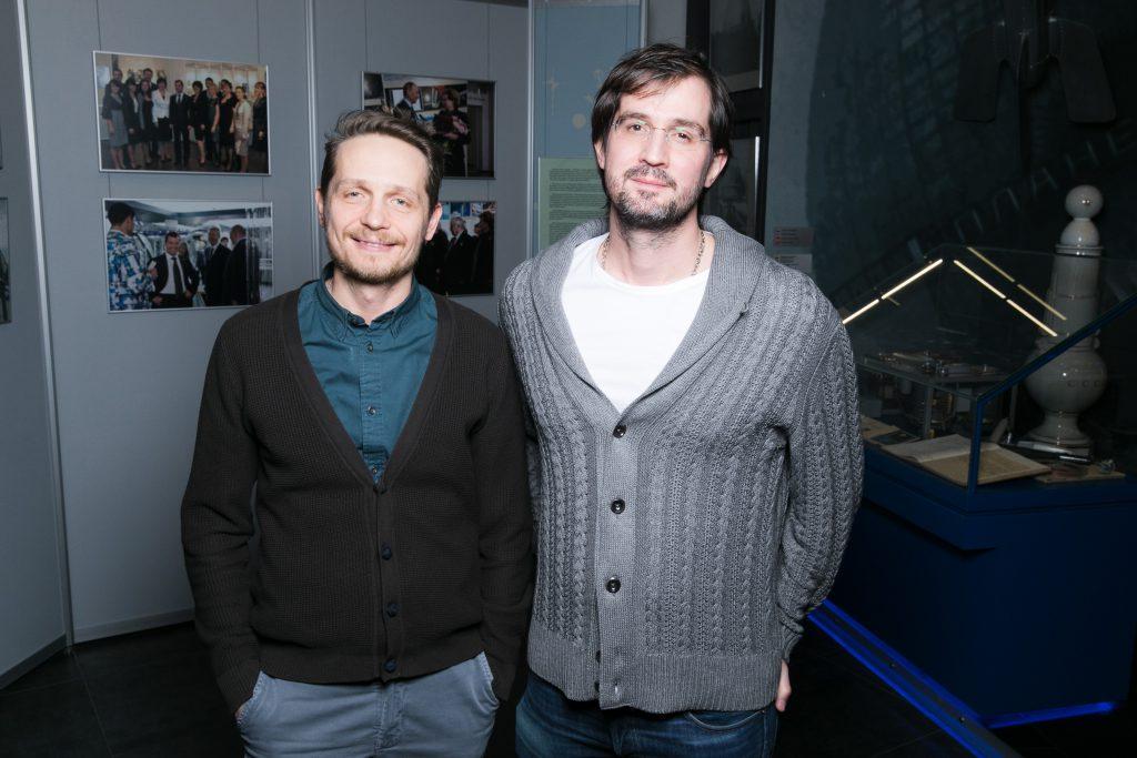 Антон Ненашев и Андрей Болтенко