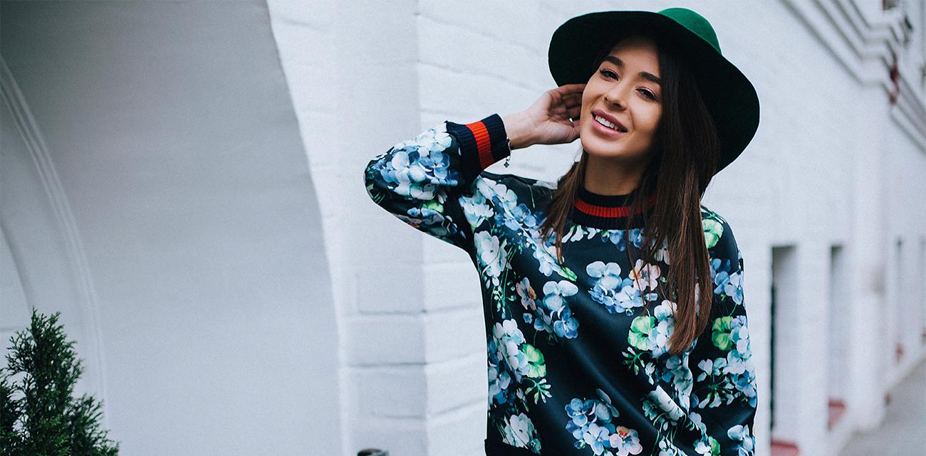 Девушка недели: вокалистка T-killah Регина Рахимова