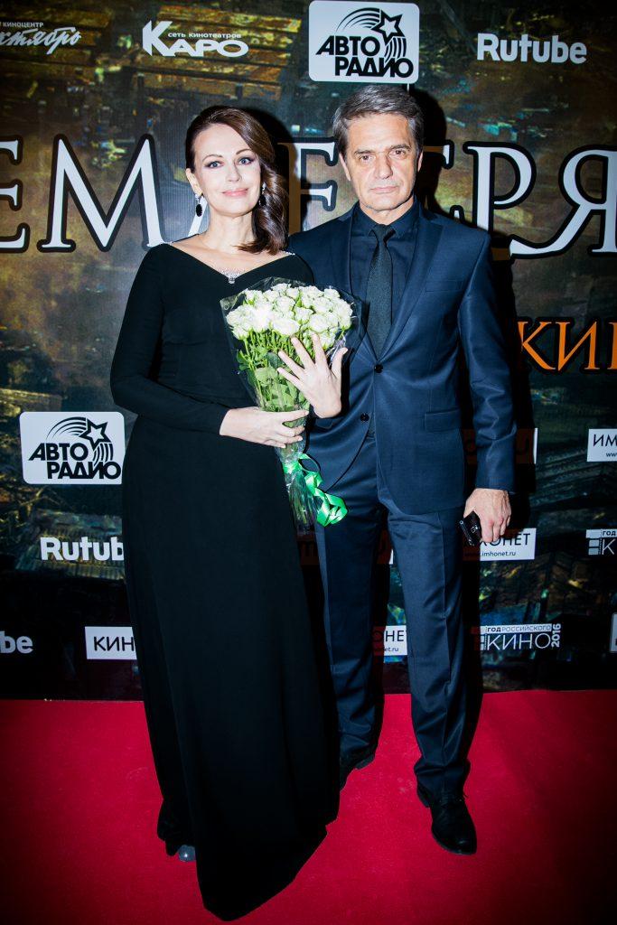 Ирина Безрукова и Константин Лавроненко