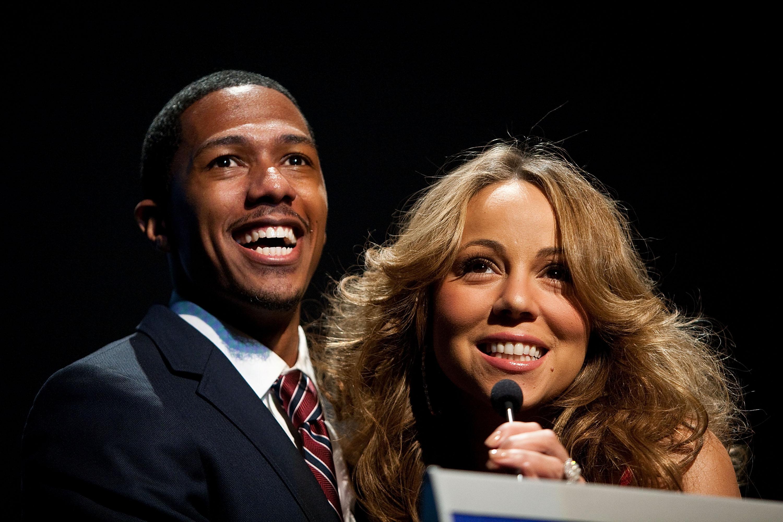 Nick Cannon Mariah Carey