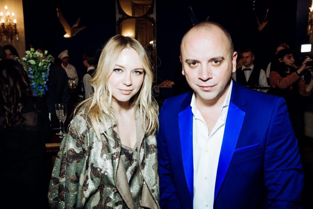 Анжелика Тиманина и Иван Афанасьев