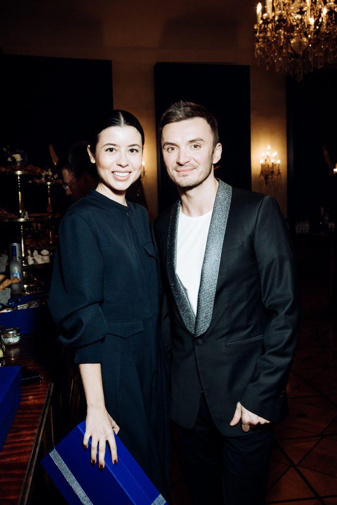 Анна Ивченко и Евгений Заболотный