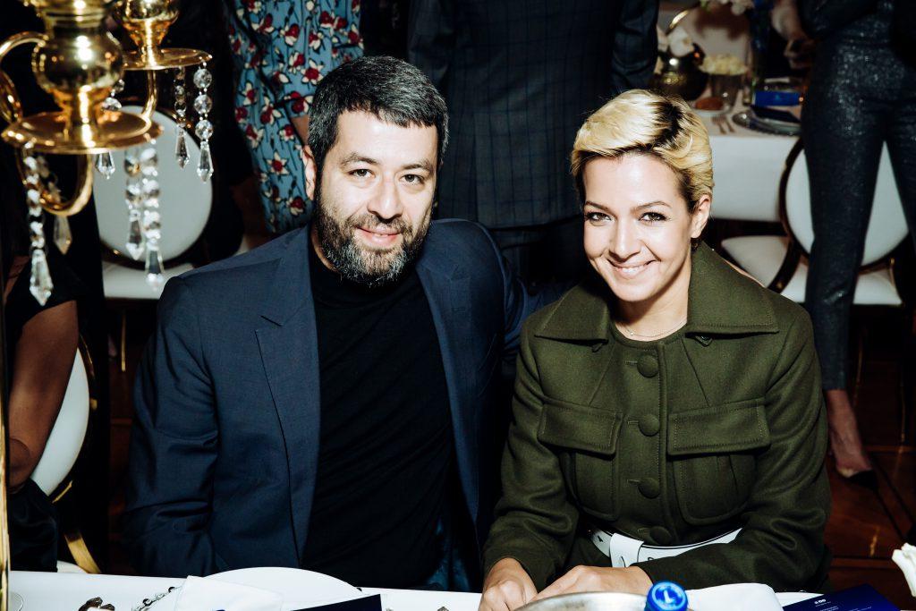 Анатолий Цоир и Ксения Чилингарова