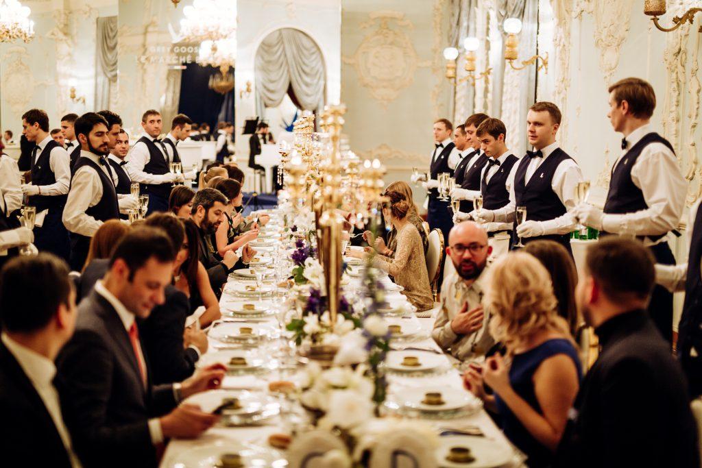 Гастрономический ужин Le Marché Bleu
