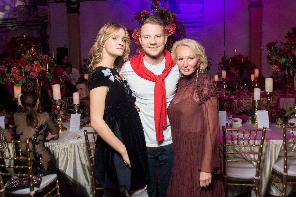 Арина Кузьмина, DJ Smash и Марина Кузьмина
