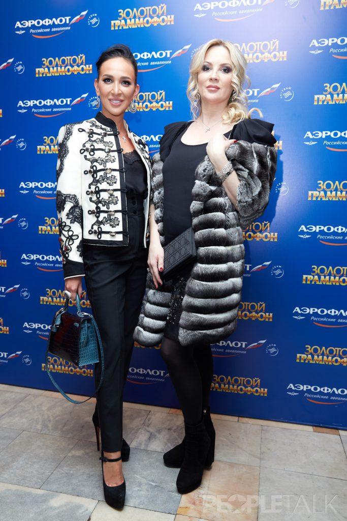 Анастасия Задорина и Инна Михайлова