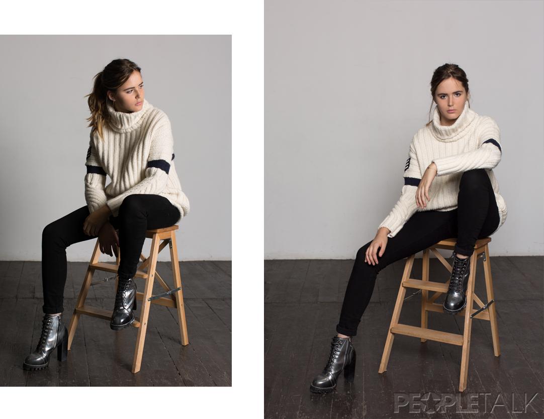 Свитер, TOMMYXGiGI, джинсы, собственность героини; ботинки, Louis Vuitton