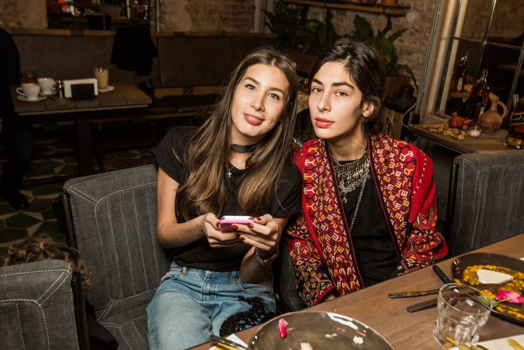 Кети Топурия и Анка Цицишвили