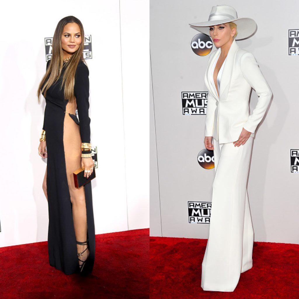 Крисси Тейген (30), Леди Гага (30)