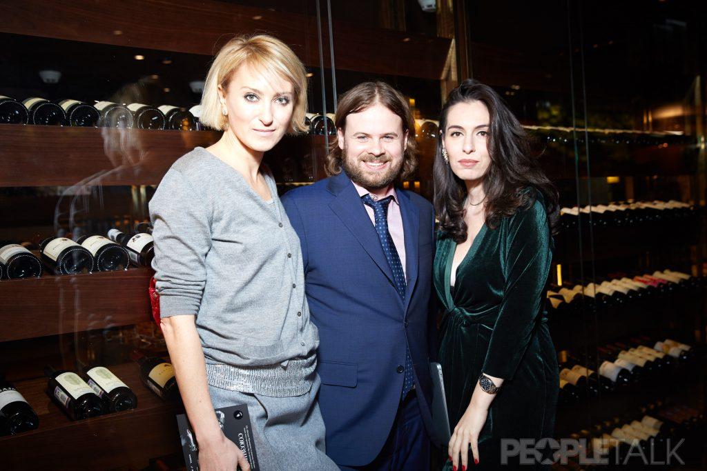 Ирина Елизарова, Ким Белов и Элен Акопян