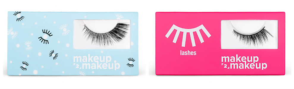 ресницы Makeup2Makeup lashes