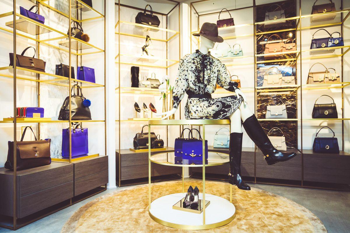 — Открытие бутика Trussardi