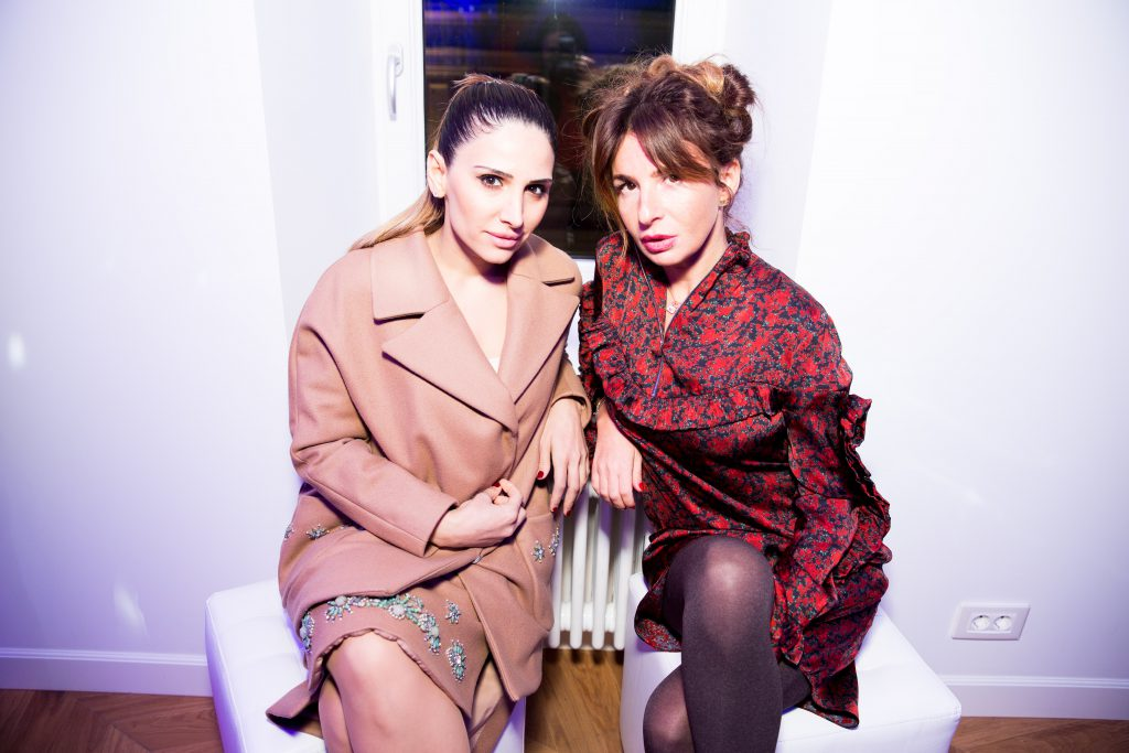 Фира Чилиева и Стелла Аминова