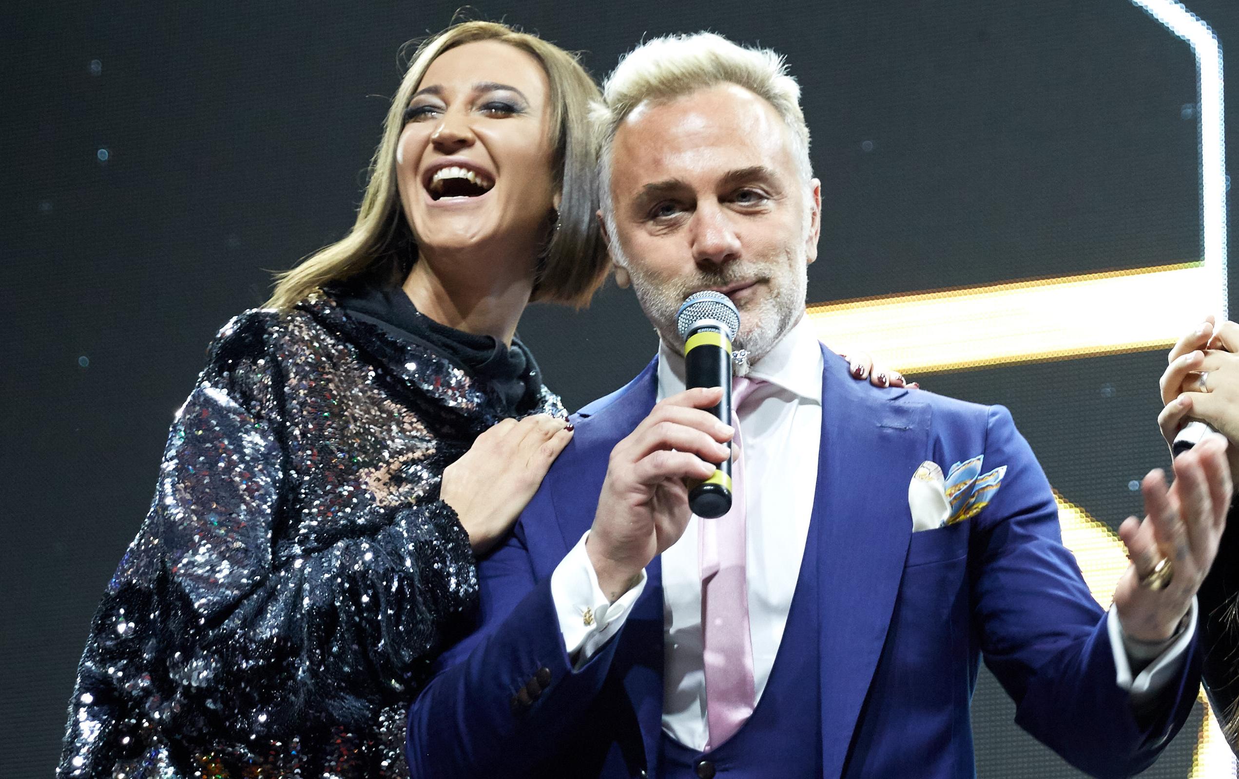 Ольга Бузова и Джанлука Вакки