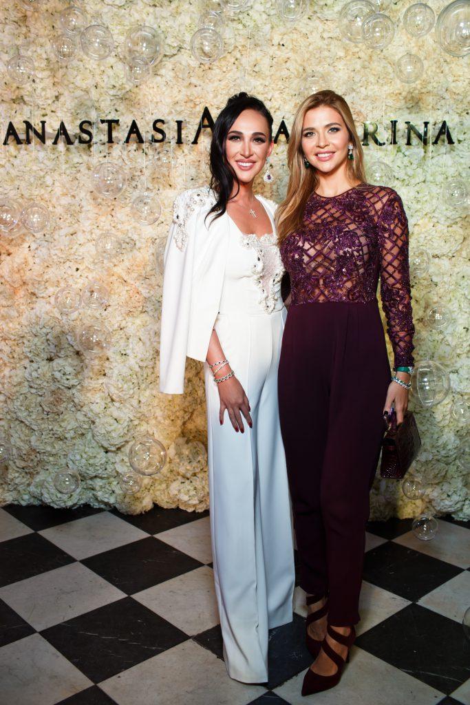 Анастасия Задорина и Яна Петрова