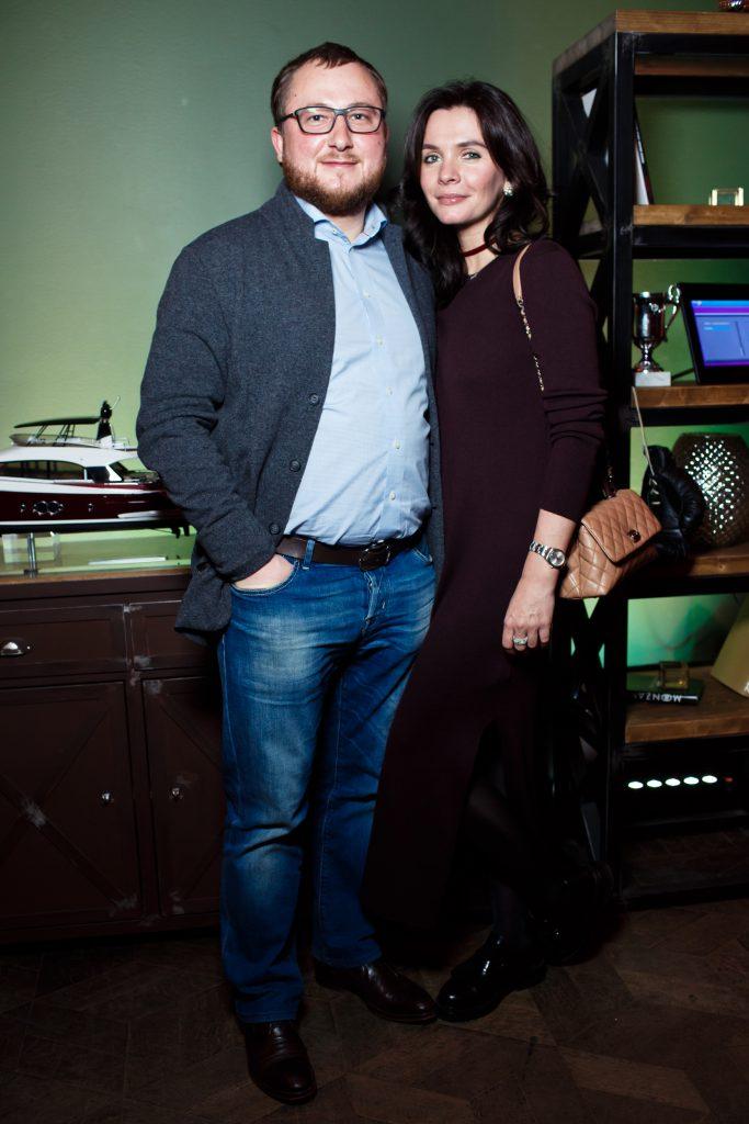 Андрей Артюхов и Наталья Павликова