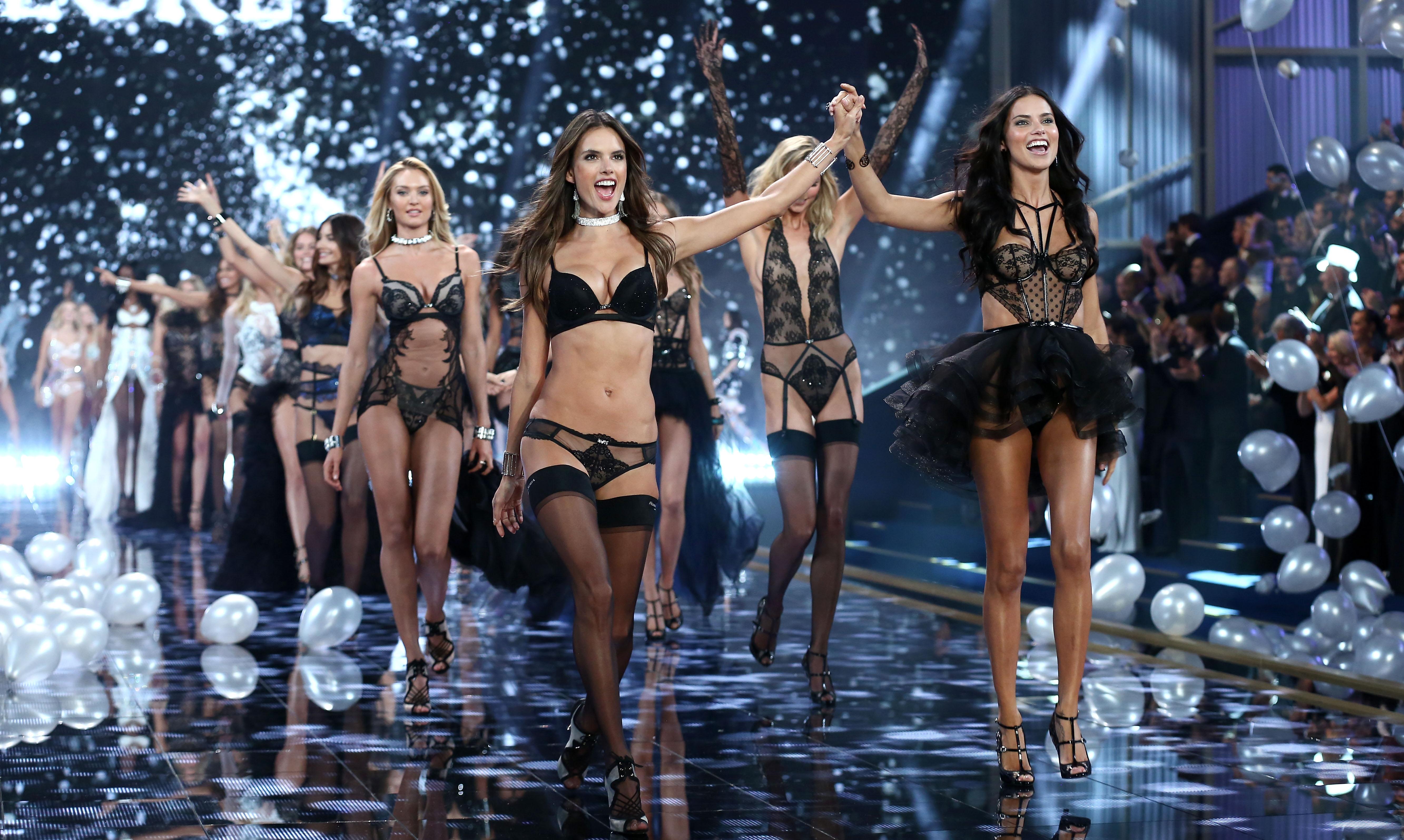 2014 Victoria's Secret Fashion Show - Runway