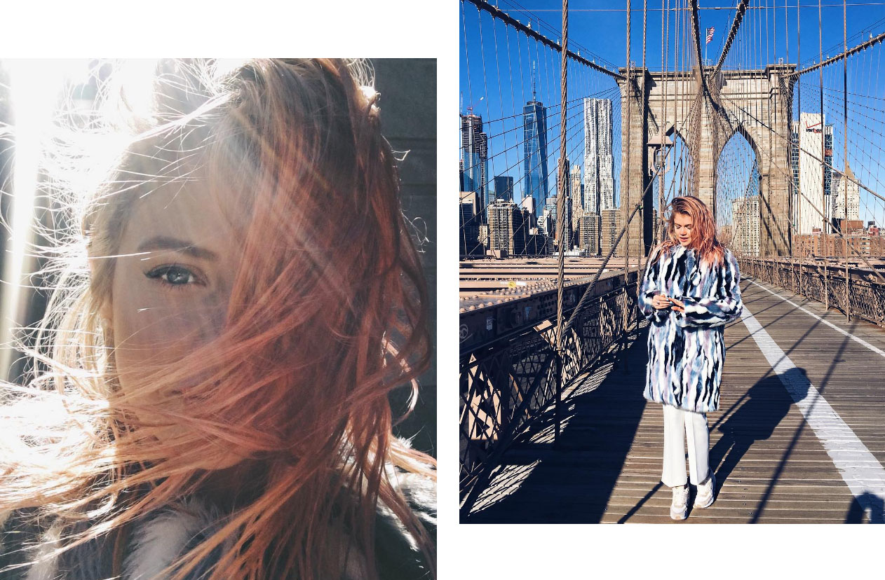 bez-imМария Ивакова в Нью-Йорке
