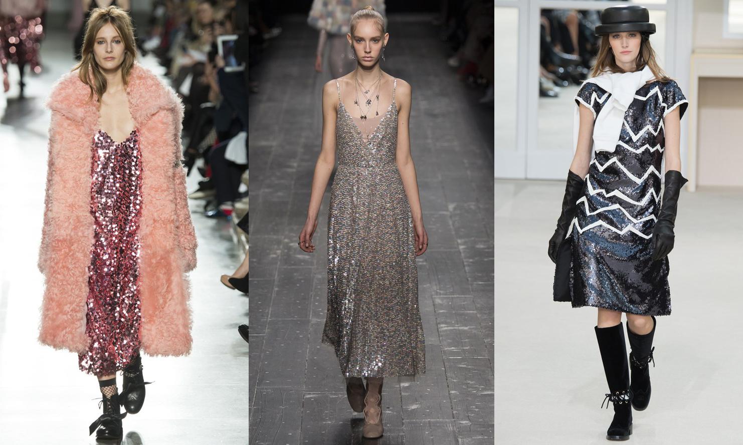 Preen by Thornton Bregazzi, Valentino, Chanel
