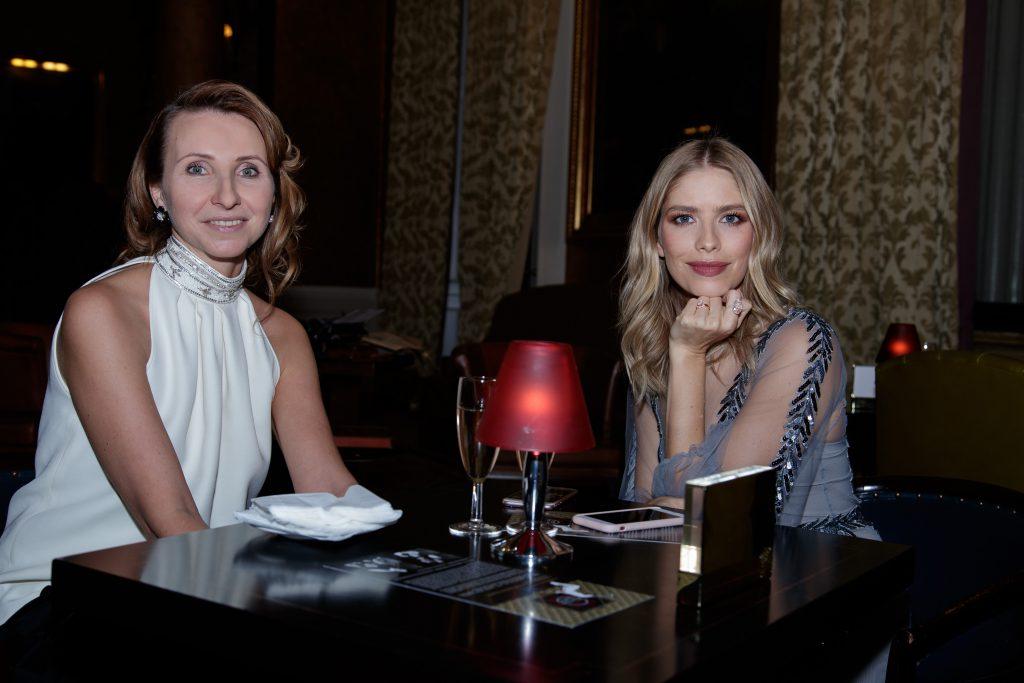 Анна Насобина и Елена Перминова