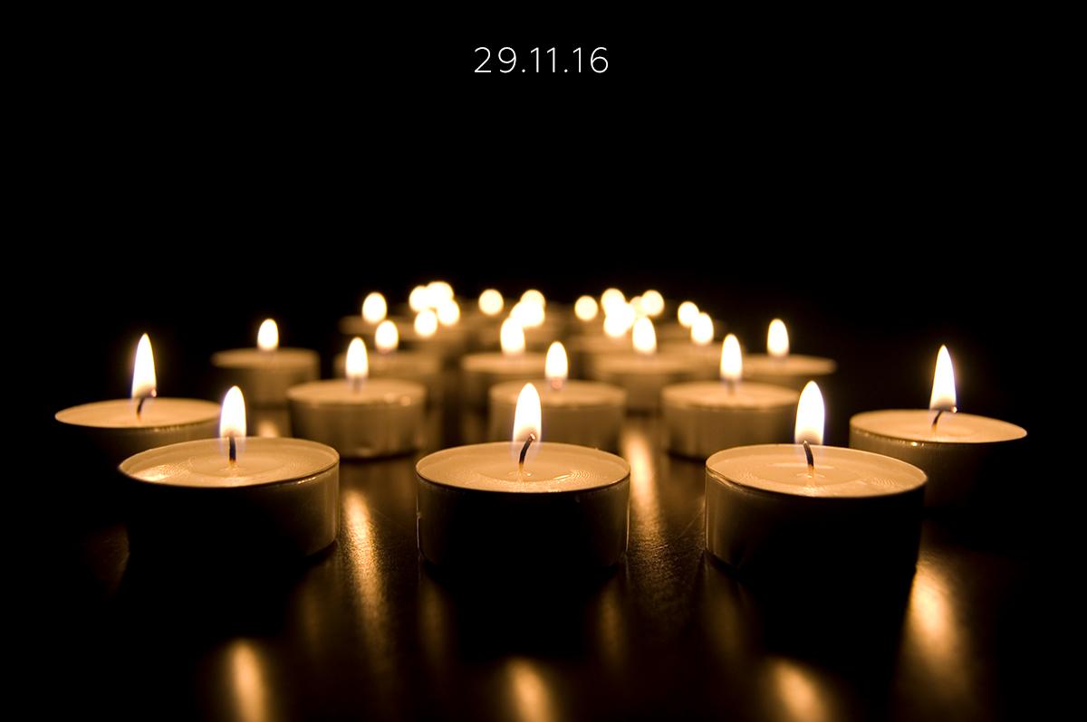 Candles conceptual image.
