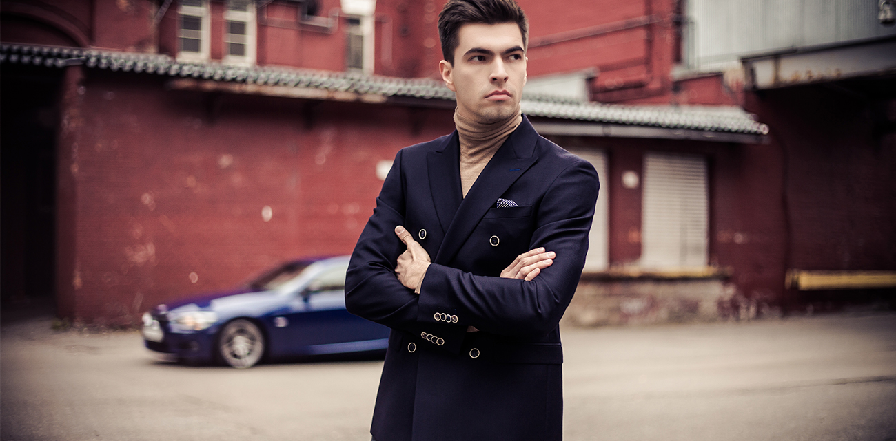 Герой недели: актер и певец Вячеслав Макаров