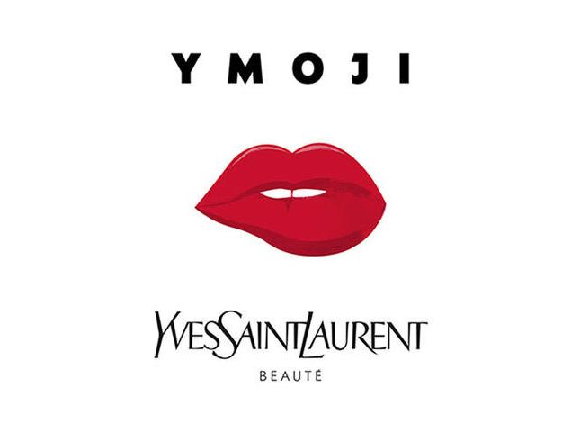Ymoji YSL
