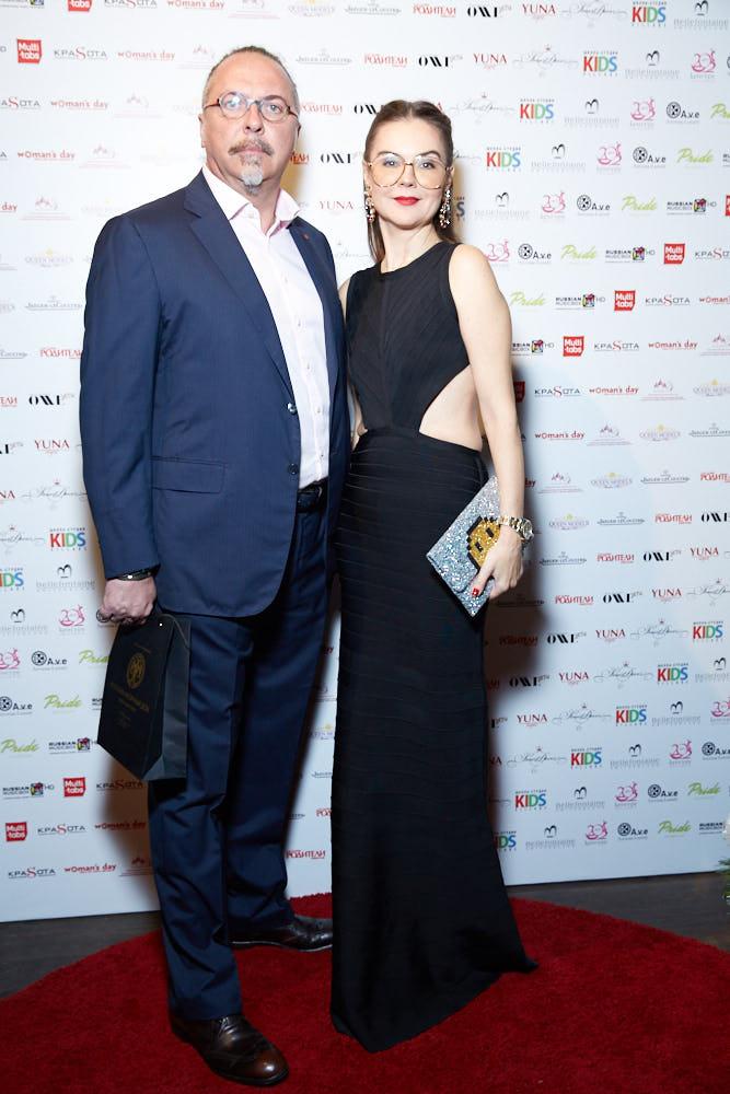 Юрий Грымов и Наталья Петлякова