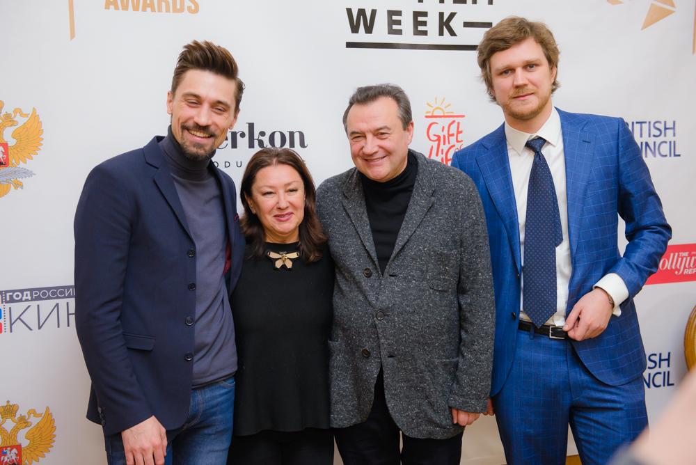 дима билан неделя российского кино в лондоне