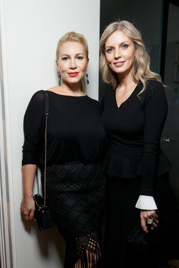 Екатерина Одинцова и Анастасия Рагозина
