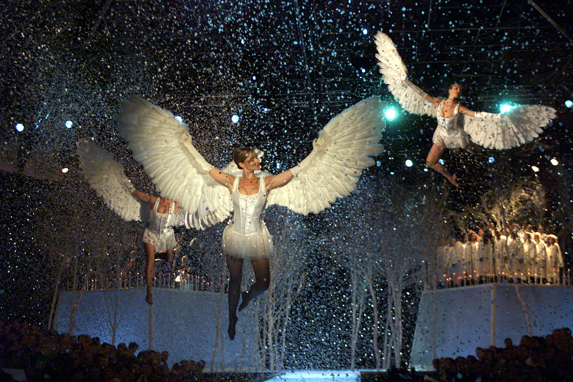 Victoria's Secret Fashion Show 2001