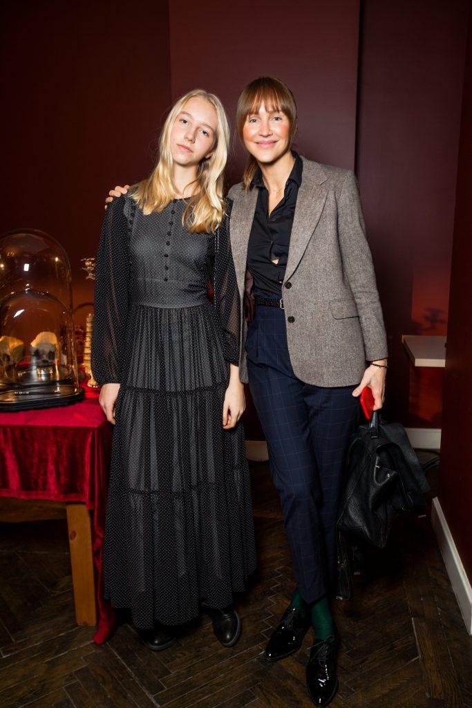 Светлана Родина с дочерью