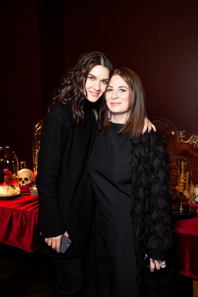 Мари Коберидзе и Диана Джанелли