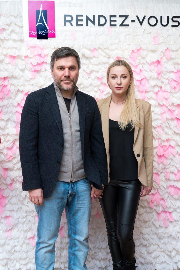 Джемал Тетруашвили и Ольга Медынич