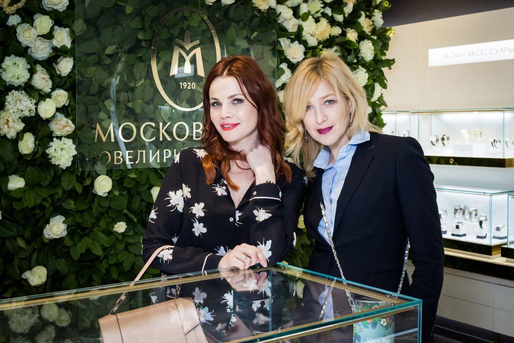 Екатерина Вуличенко и Ирина Гринева