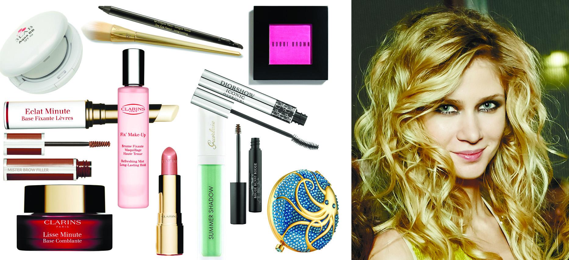 косметика для макияжа на новый год