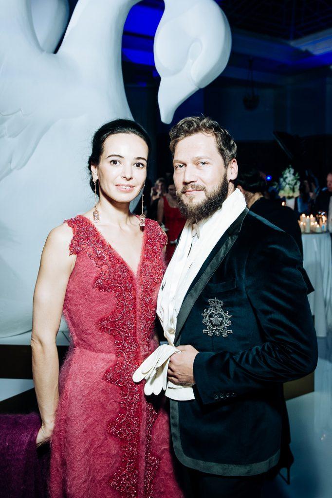 Диана Вишнева и Петр Аксенов