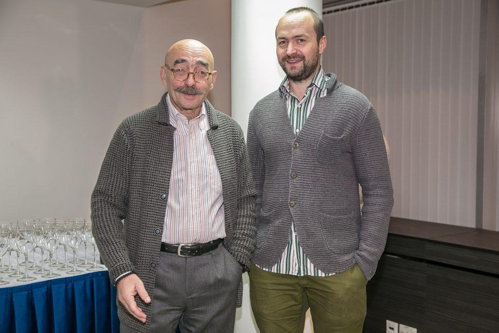 Андрей и Антон Бильжо