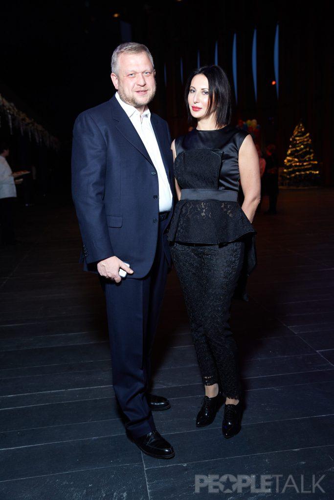 Сергей Капков и Алика Смехова