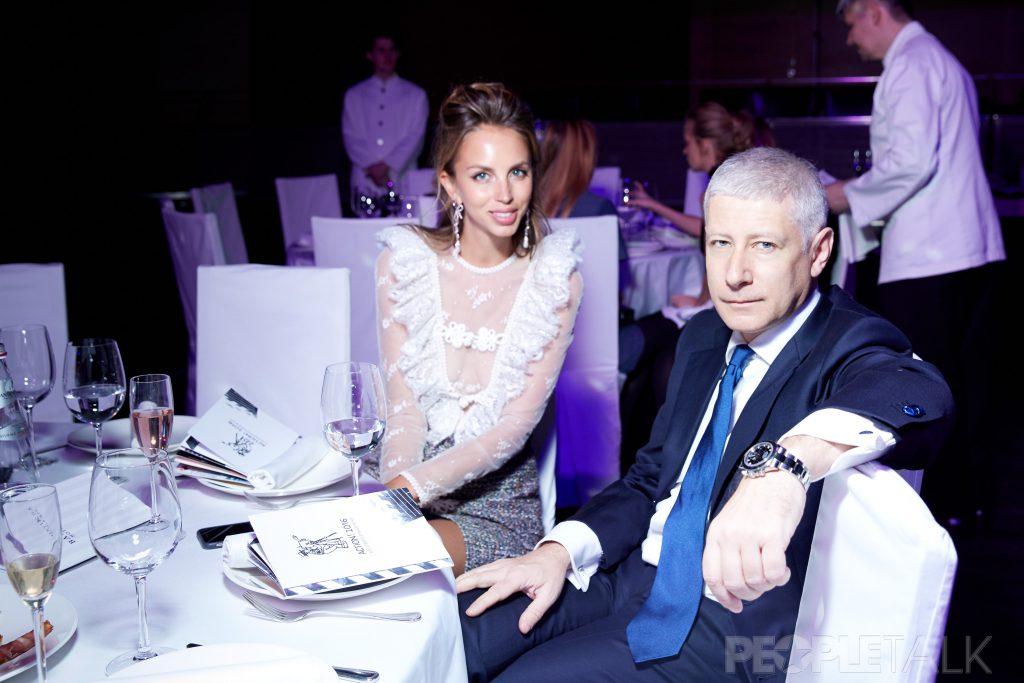 Лидия Леонюк и Алексей Селиваненко