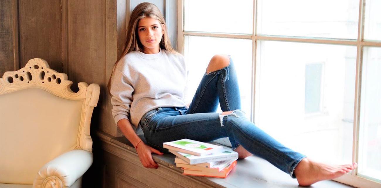 Девушка недели: основательница сайта How To Green Александра Новикова