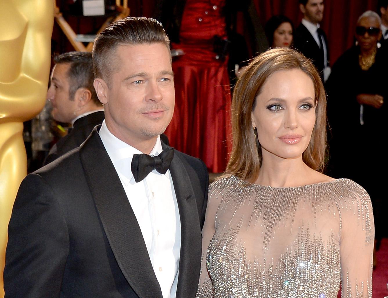 Брэд Питт и Анджелина Джоли развод