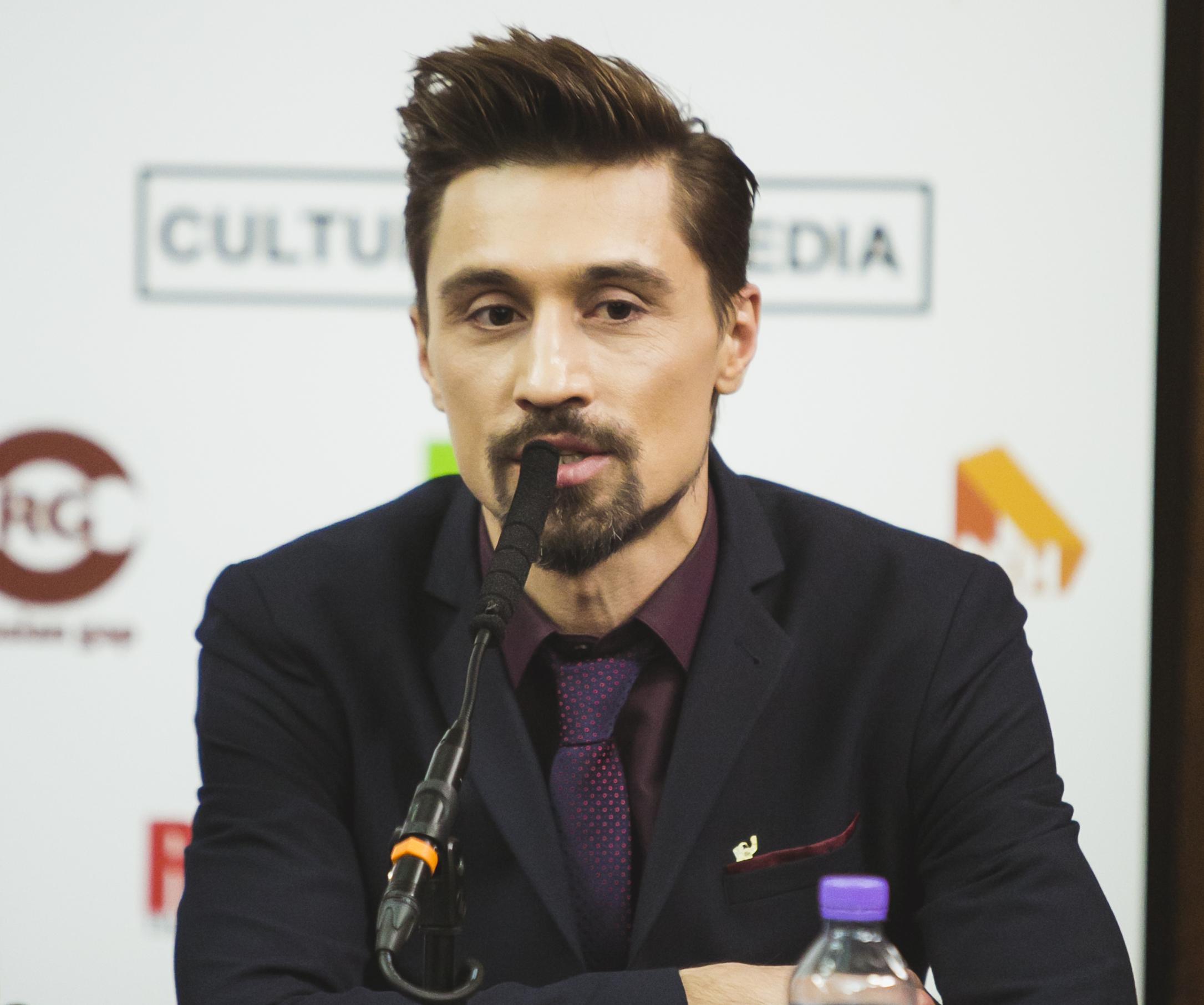 Дима Билан на Неделе российского кино