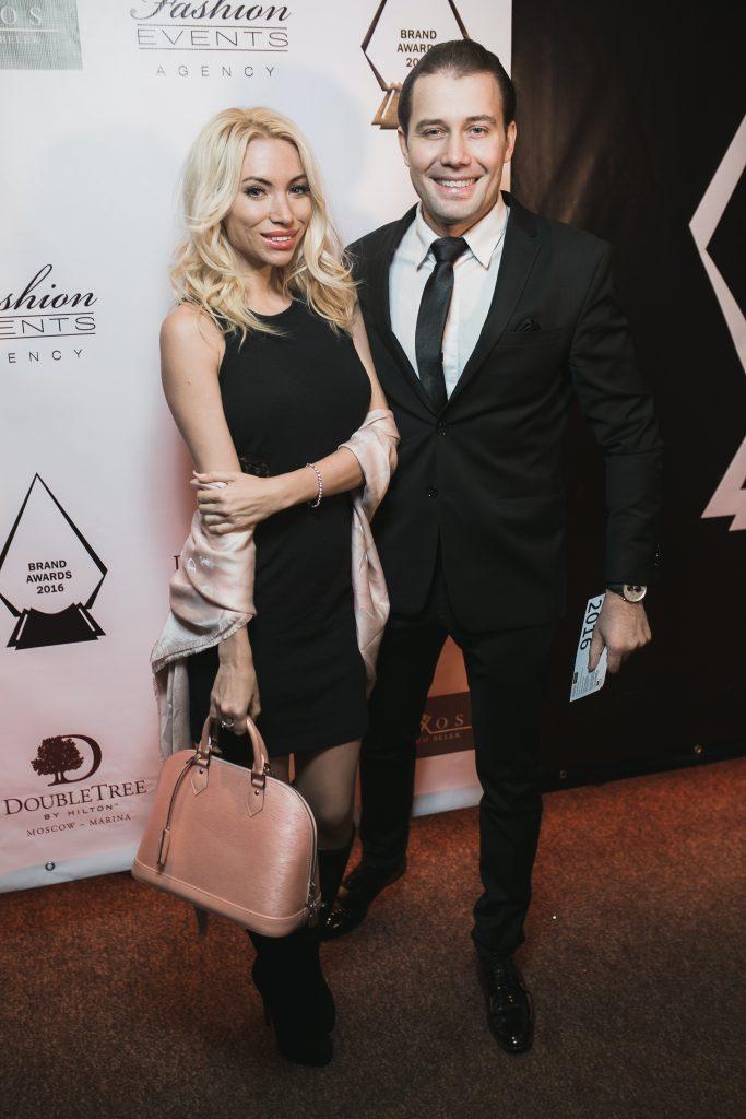 Аврора Джордан и Даниил Федоров