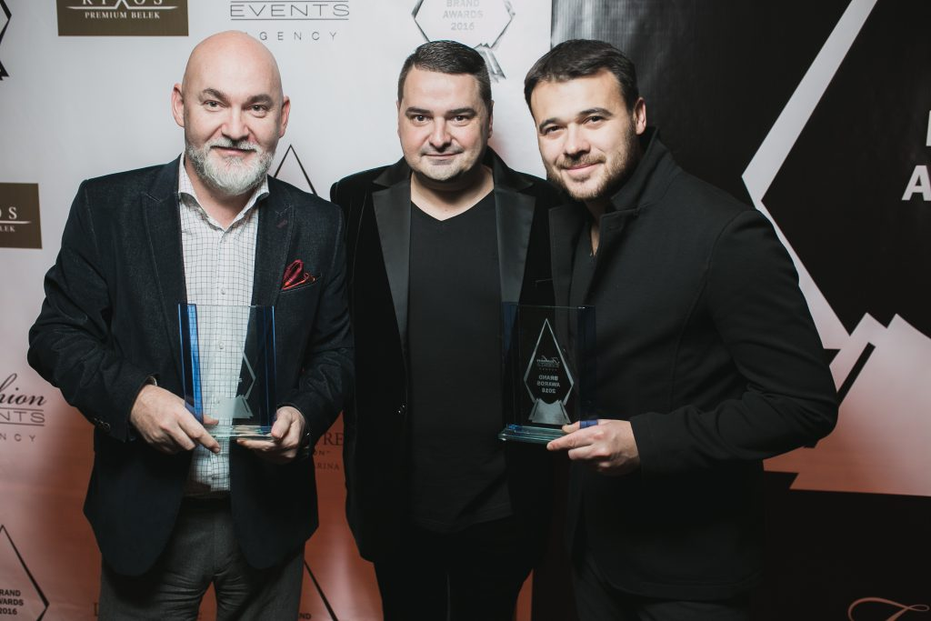 Сергей Кожевников, Артем Сорокин и Эмин Агаларов
