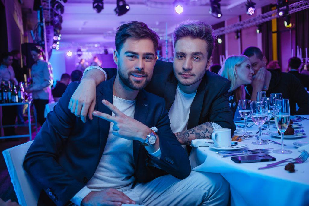 Иван Чуйков и Сэм Арзуманов