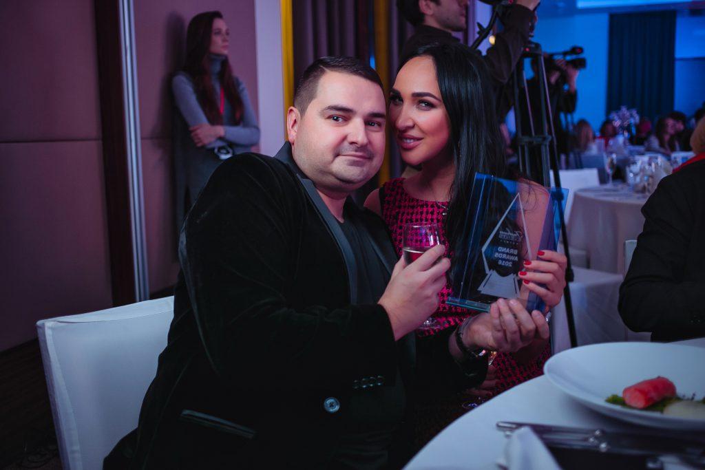 Артем Сорокин и Анастасия Задорина
