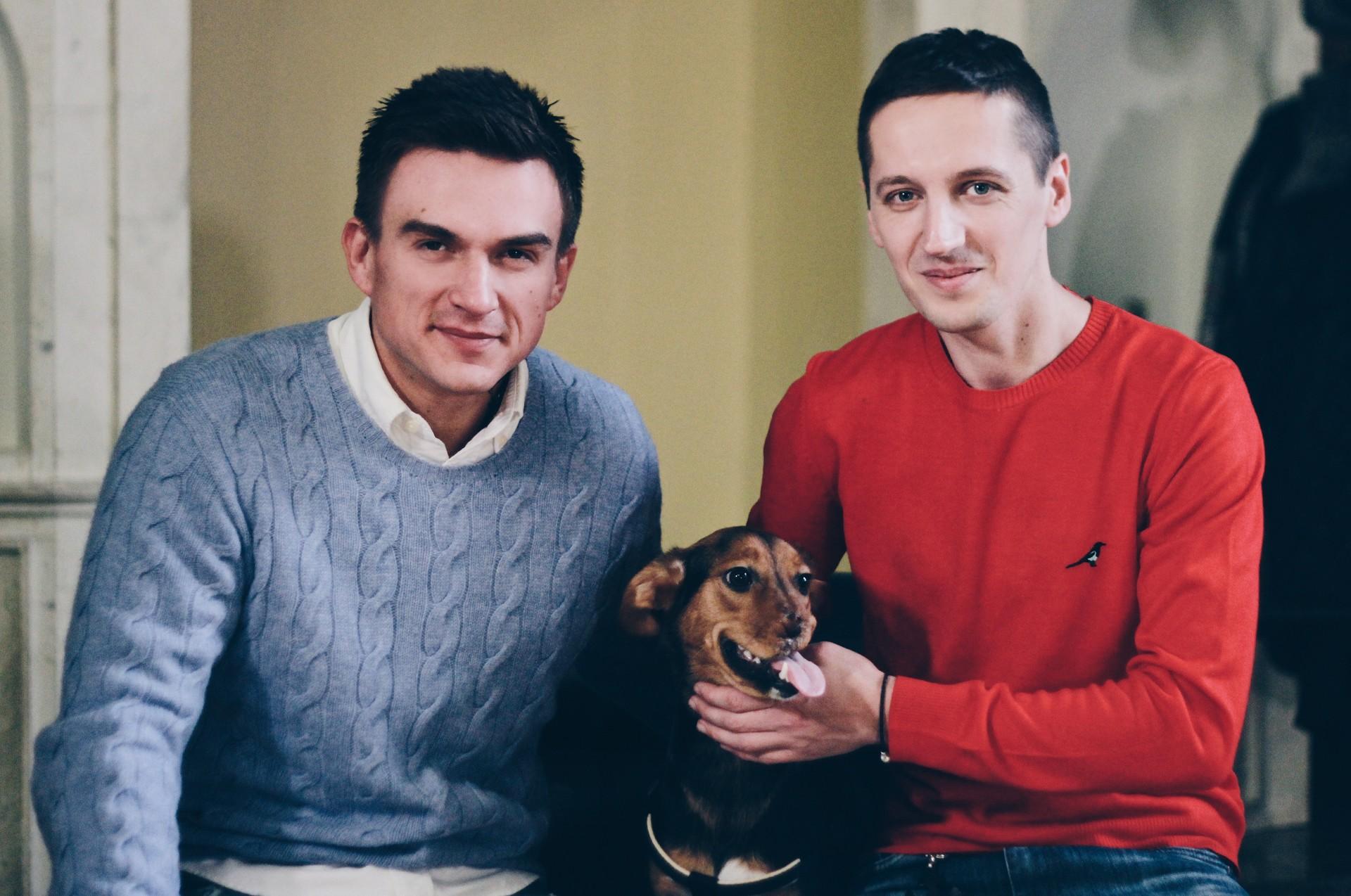 Влад Топалов и Тайга