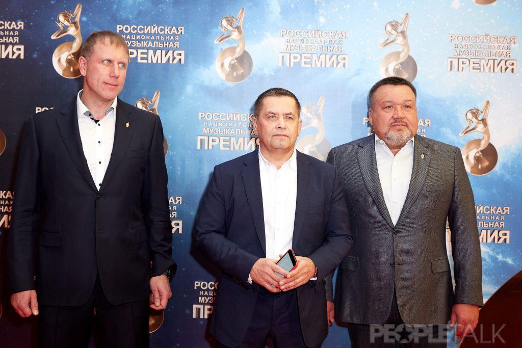 Николай Расторгуев и офицеры группы «Альфа»